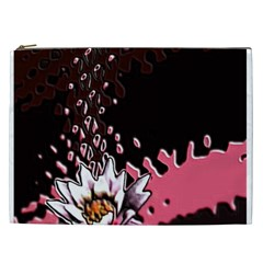 Flower Cosmetic Bag (XXL)