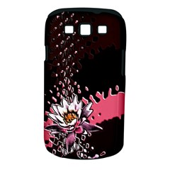 Flower Samsung Galaxy S III Classic Hardshell Case (PC+Silicone)
