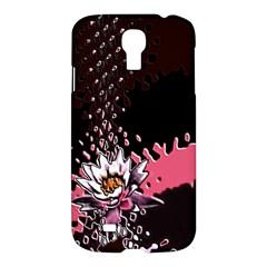 Flower Samsung Galaxy S4 I9500/I9505 Hardshell Case