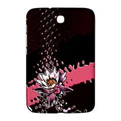 Flower Samsung Galaxy Note 8.0 N5100 Hardshell Case