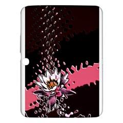 Flower Samsung Galaxy Tab 3 (10 1 ) P5200 Hardshell Case
