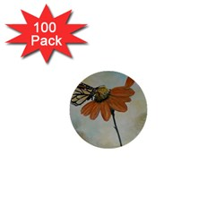 Monarch 1  Mini Button (100 pack)