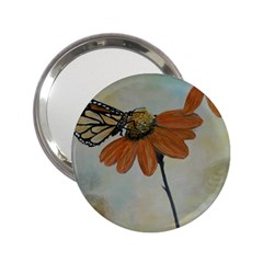 Monarch Handbag Mirror (2 25 )