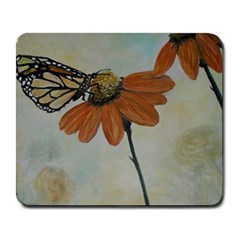 Monarch Large Mouse Pad (rectangle)