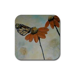 Monarch Drink Coasters 4 Pack (Square)