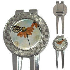 Monarch Golf Pitchfork & Ball Marker