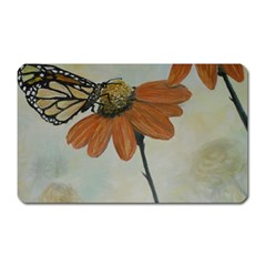 Monarch Magnet (Rectangular)