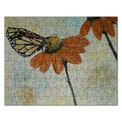Monarch Jigsaw Puzzle (Rectangle)