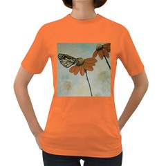 Monarch Women s T Shirt (colored)