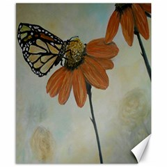 Monarch Canvas 8  x 10  (Unframed)