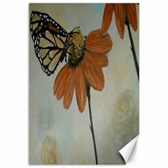 Monarch Canvas 12  x 18  (Unframed)
