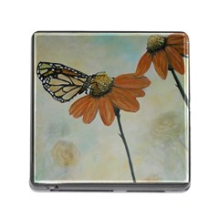 Monarch Memory Card Reader with Storage (Square)