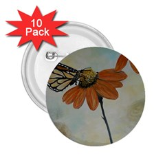 Monarch 2.25  Button (10 pack)
