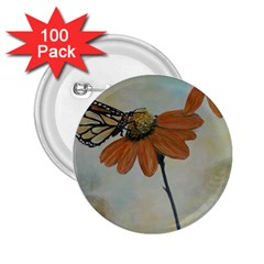 Monarch 2.25  Button (100 pack)