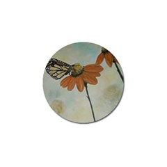 Monarch Golf Ball Marker