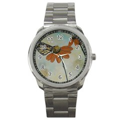 Monarch Sport Metal Watch