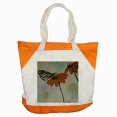 Monarch Accent Tote Bag