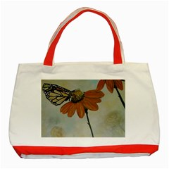 Monarch Classic Tote Bag (red)