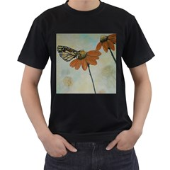 Monarch Men s T Shirt (black)