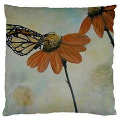 Monarch Large Cushion Case (Two Sided)