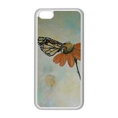 Monarch Apple iPhone 5C Seamless Case (White)
