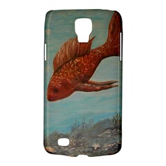 Gold Fish Samsung Galaxy S4 Active (i9295) Hardshell Case