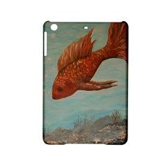 Gold Fish Apple Ipad Mini 2 Hardshell Case