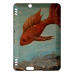 Gold Fish Kindle Fire HDX 7  Hardshell Case