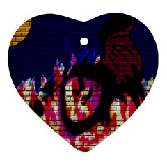 My Dragon Heart Ornament