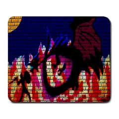 My Dragon Large Mouse Pad (rectangle)