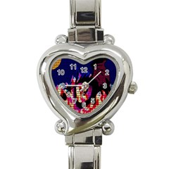 My Dragon Heart Italian Charm Watch
