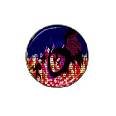 My Dragon Golf Ball Marker 4 Pack (for Hat Clip)