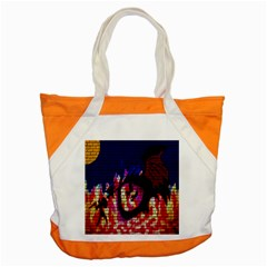 My Dragon Accent Tote Bag