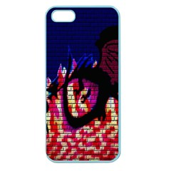 My Dragon Apple Seamless Iphone 5 Case (color)