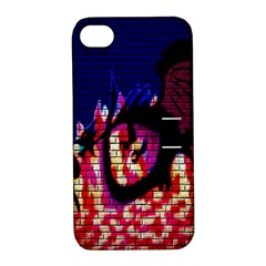 My Dragon Apple iPhone 4/4S Hardshell Case with Stand