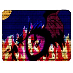 My Dragon Samsung Galaxy Tab 7  P1000 Flip Case