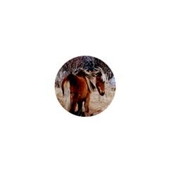 Pretty Pony 1  Mini Button