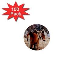 Pretty Pony 1  Mini Button (100 Pack)
