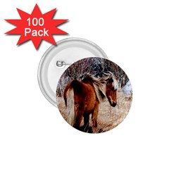 Pretty Pony 1.75  Button (100 pack)