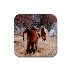Pretty Pony Drink Coasters 4 Pack (Square)