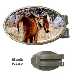 Pretty Pony Money Clip (Oval)