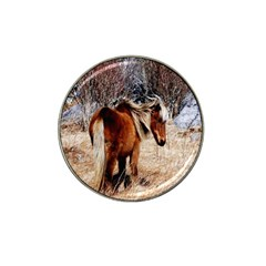 Pretty Pony Golf Ball Marker 4 Pack (for Hat Clip)