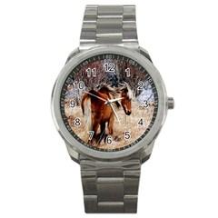 Pretty Pony Sport Metal Watch