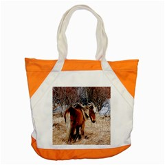Pretty Pony Accent Tote Bag