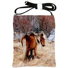 Pretty Pony Shoulder Sling Bag