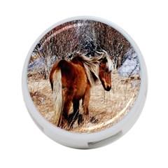 Pretty Pony 4-Port USB Hub (One Side)