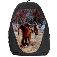 Pretty Pony Backpack Bag