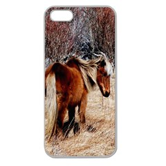 Pretty Pony Apple Seamless Iphone 5 Case (clear)