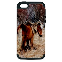 Pretty Pony Apple Iphone 5 Hardshell Case (pc+silicone)