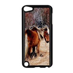 Pretty Pony Apple iPod Touch 5 Case (Black)